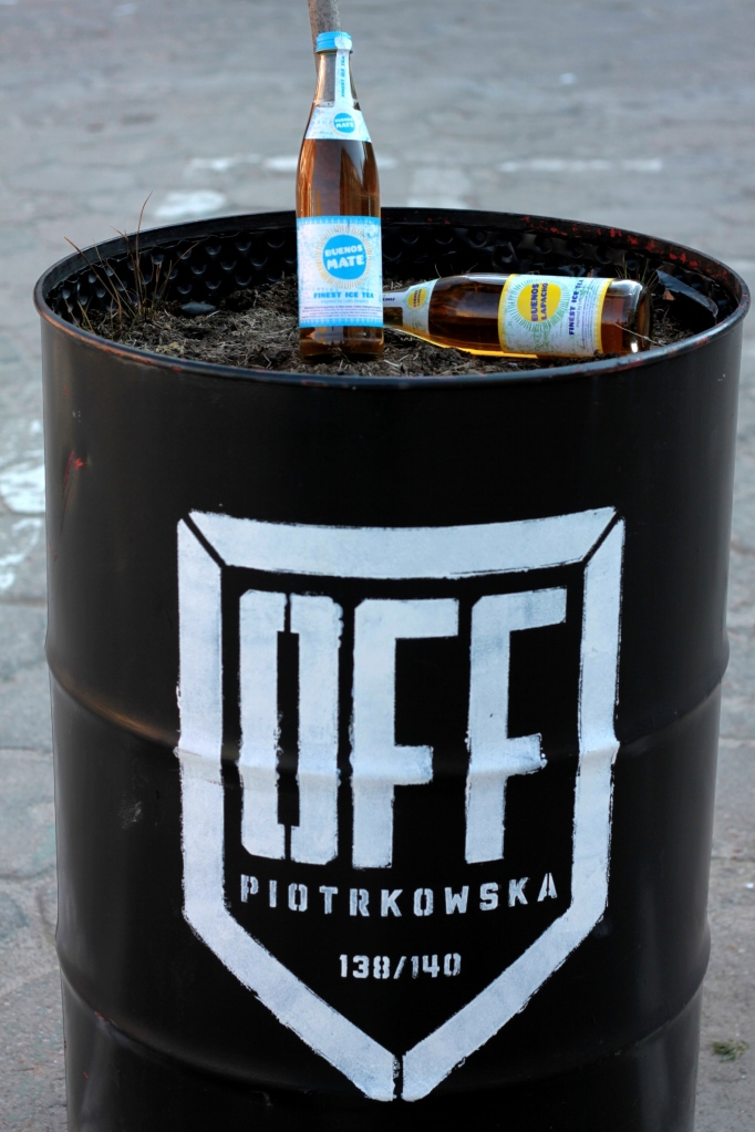 NAP Buenos moc yerba mate Lodz Off Piotrkowska